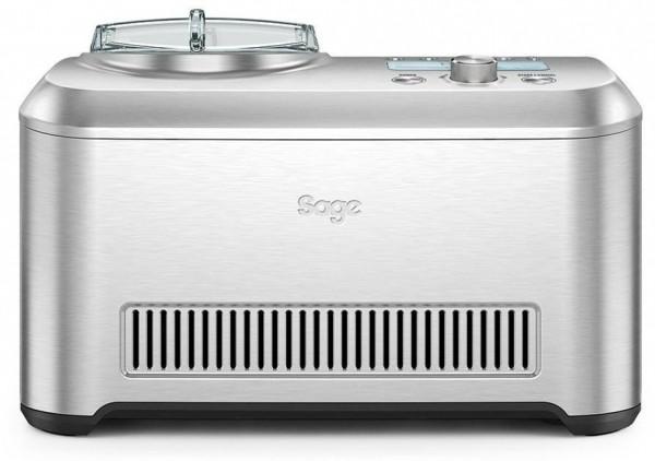 Sage SCI600BSS2EEU1 Eismaschine the Smart Scoop, 1 l, 170 W, silber