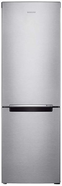 Samsung RL33J3005SA Kühl-/ Gefrierkombination, NoFrost, 185 cm, silber