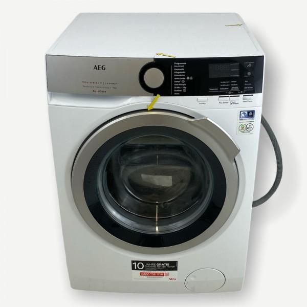 AEG Lavamat L7FE78695 Waschmaschine - Weiß, 9 kg, 1600 U/Min, C