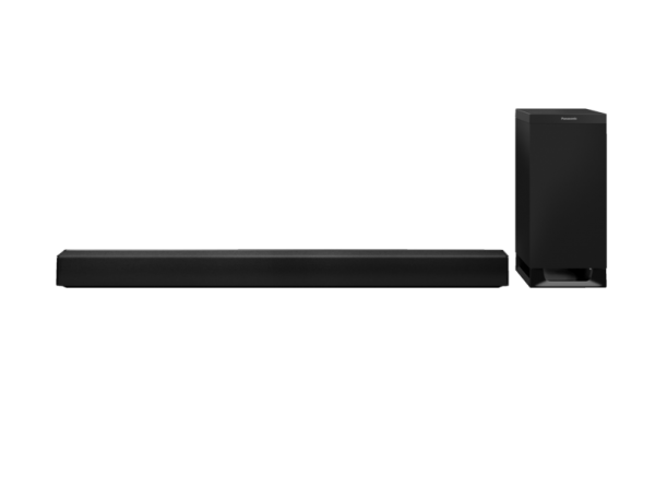 Panasonic SC-HTB700EGK 3.1 Soundbar (Bluetooth, WLAN (WiFi), 376 W)