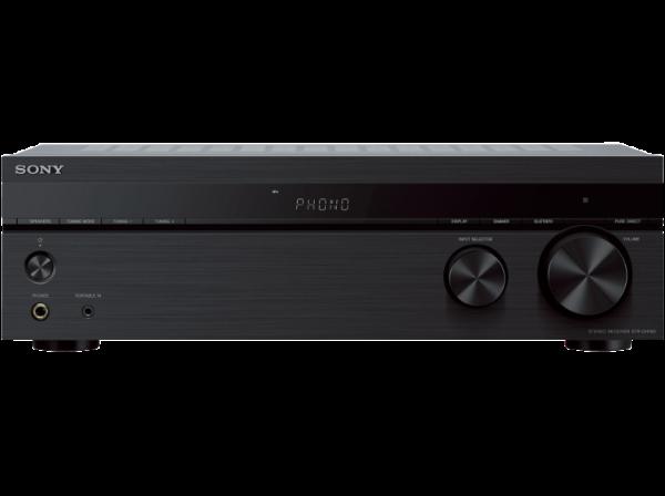 Sony Sony STR-DH190 Verstärker (2-Kanal, 230 W, Bluetooth, schwarz)
