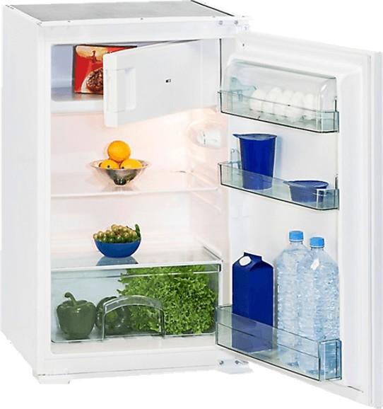 OK. OBK 88012 A2 Einbau- Kühlschrank, A++, 88 cm hoch, Schwingtürtechnik