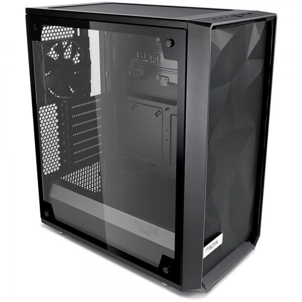 Fractal Design PC-Gehäuse »Meshify C Light Tint TG«