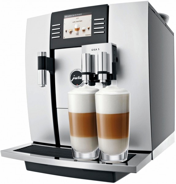 Jura 13583 GIGA 5 Kaffeevollautomat, Aluminium