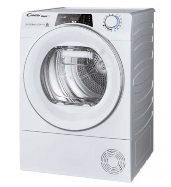 Candy RO H8A3TSEX-S Wärmepumpentrockner, 8 kg, A+++, weiß