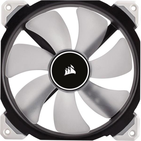 CORSAIR ML140 Pro LED Gehäuselüfter, Weiß