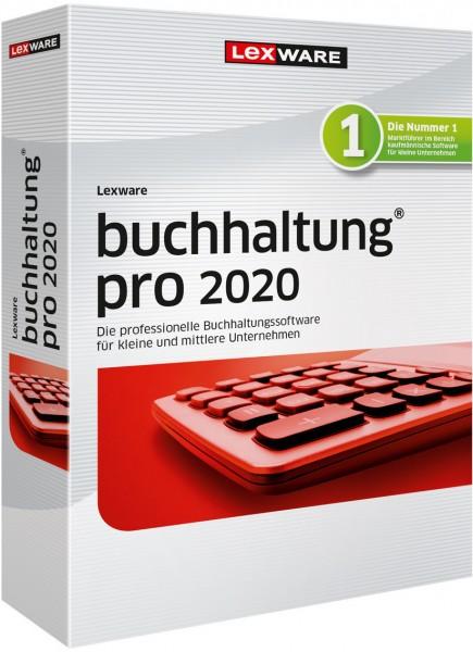 Lexware Buchhaltung Pro 2020 (Jahreslizenz) - [PC]