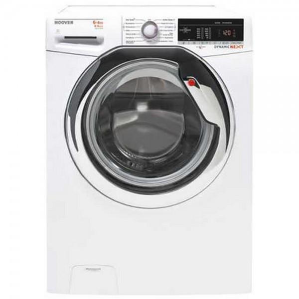 Hoover WDXOA40G464AC-84 Waschtrockner - 6kg/ 4 kg Trocknen, Weiß, 1400 U/Min