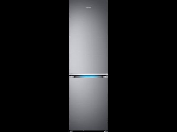 Samsung RL36R8739S9/EG Kühl-/ Gefrierkombination, No Frost, Silber, A+++