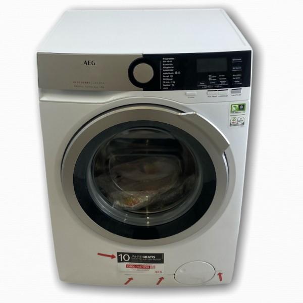 AEG Lavamat L8FE74485 Waschmaschine, 8kg, 1400rpm, B, weiß