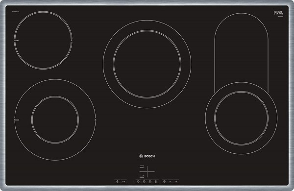 Bosch NKC845FB1D Einbau- Glaskeramikkochfeld, 79,5 cm breit