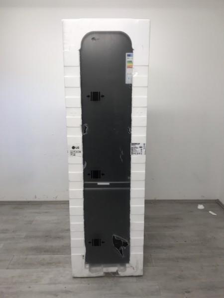 LG GBB92MCAXP Kühl-/Gefrierkombination, 203cm, D, schwarz