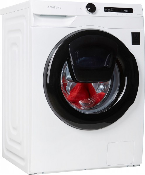 Samsung WW81T554AAW/S2 Waschmaschine, 8 kg, 1400 U/Min, A+++, weiß